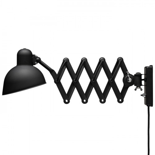 Kaiser Idell 6718-W Wall lamp matt black