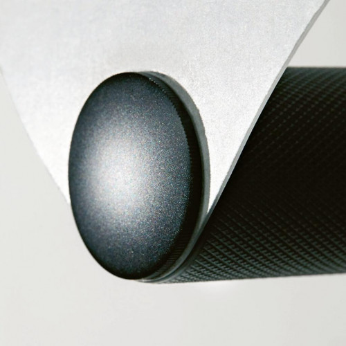 Less'n'more Stereo-SL lamp heads black with light sail
