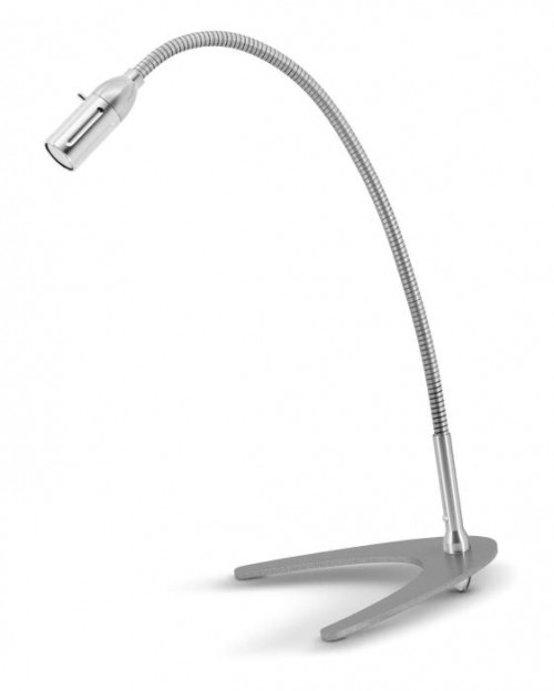 Less'n'more Zeus Table Light Z-TL aluminum, flex arm aluminum