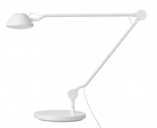 Lightyears AQ01 Table with table base white