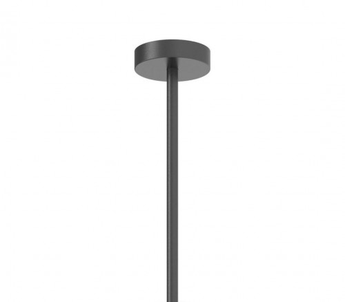 Loom Design Lucia 60 Pendant with rod black (version only on request)