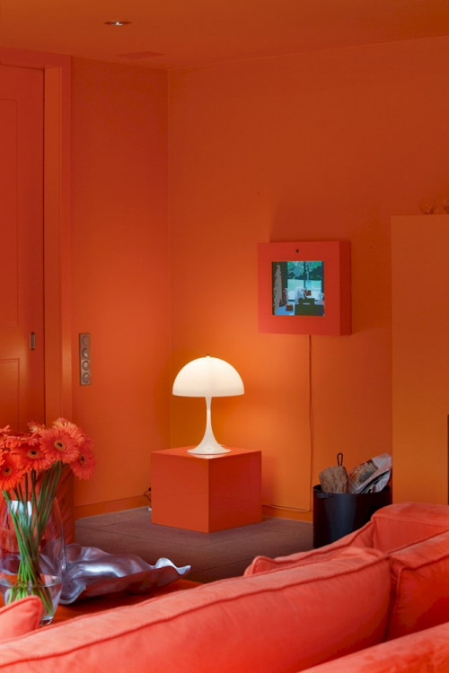 Louis Poulsen Panthella Table Lamp Table Lamps At Office