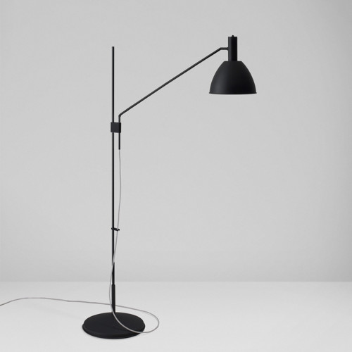 Lumini Bauhaus 90 F LED all black