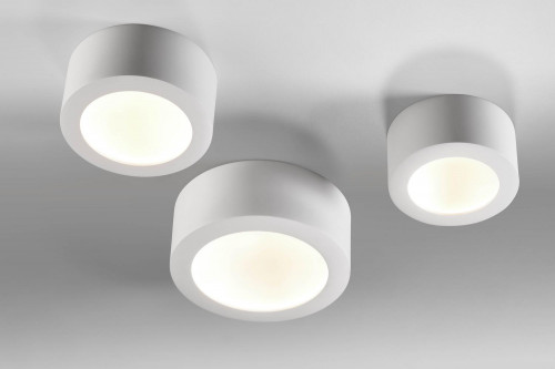 Lupia Licht Bowl S white (at the right)