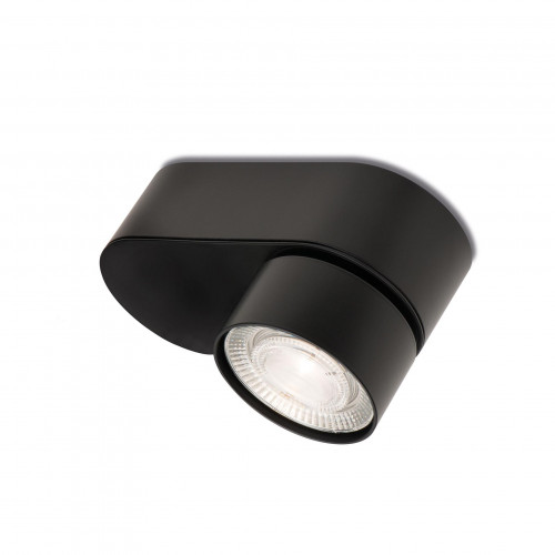 Mawa Wittenberg 4.0 ceiling lamp oval LED black