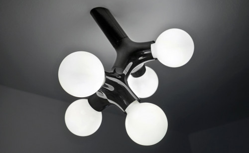 Next DNA wall-ceiling double black