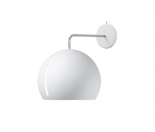 Nyta Tilt Globe Wall without cable white