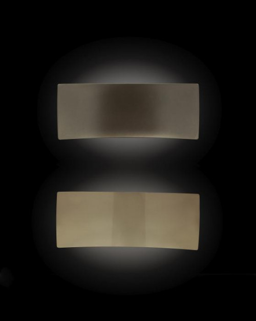 Oluce Lens 151 bronze and gold