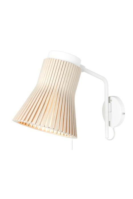 Secto Design Petite 4630 birch with wall mount (available on request)