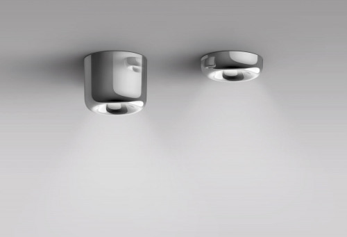 Serien Lighting Cavity Ceiling and Recessed aluminum polished