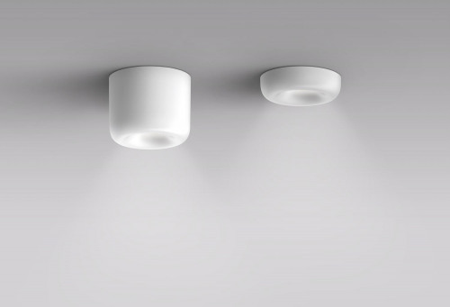 Serien Lighting Cavity Ceiling and Recessed white