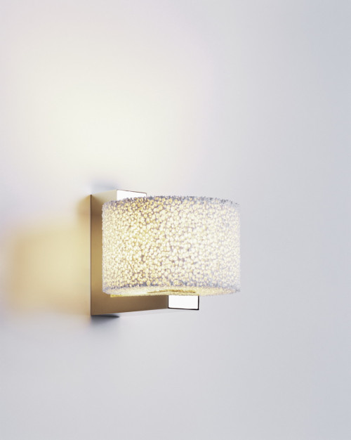 Serien Lighting Reef Wall LED wall mounting polished