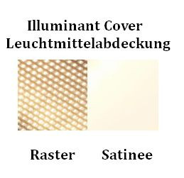 Serien Lighting SML2 Wall 600 Silver cover colours