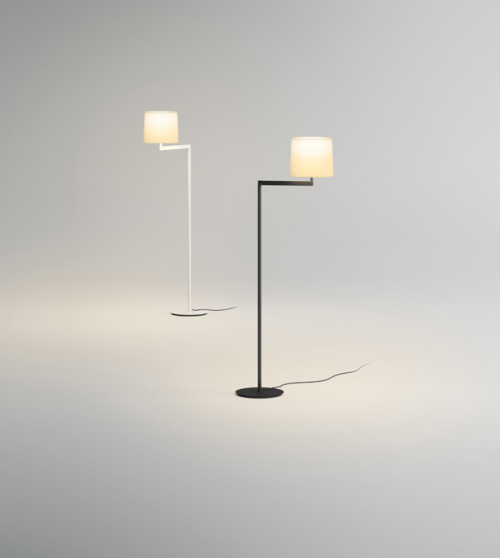 Vibia Swing 0503 white and graphite