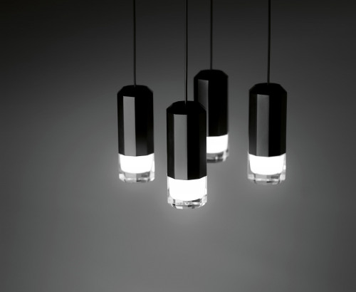 Vibia Wireflow glass diffusers