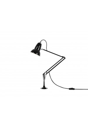 Anglepoise Original 1227 Lamp with Desk Insert black