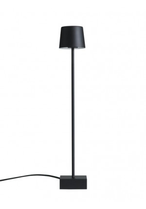 Anta Cut LED Table lamp black