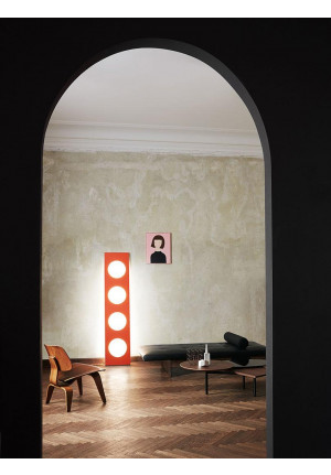 Foscarini Dolmen Terra orange