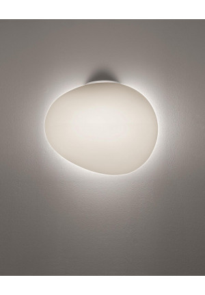 Foscarini Gregg Parete Grande Semi 1 MyLight graphite