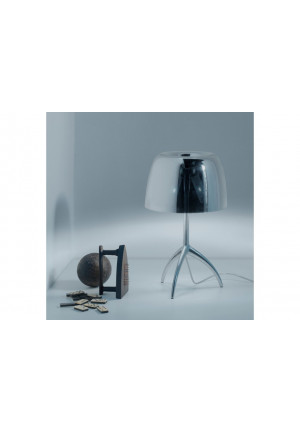 Foscarini Lumiere 25th Piccola and Grande with frame alu