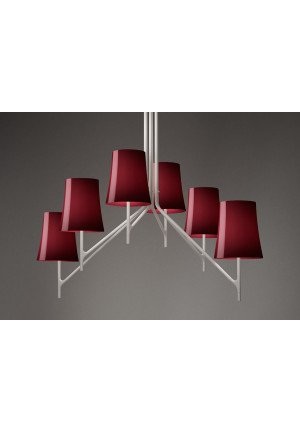 Foscarini Birdie 6 Soffitto white