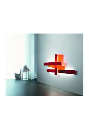 Foscarini Fields white