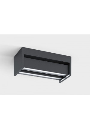 IP44.DE Slat Wall black