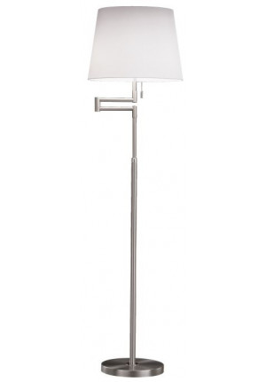 Knapstein LILO-S-Halogen nickel-chrome, shade raw white