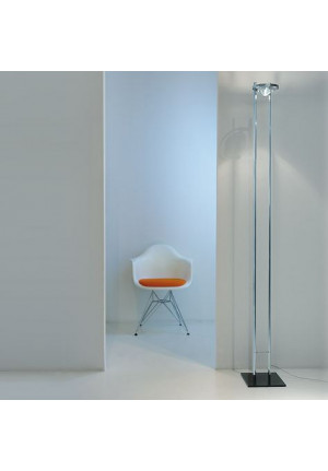 Licht im Raum Master LED Hand-polished stainless steel