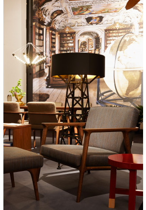 Moooi Construction Lamp L black