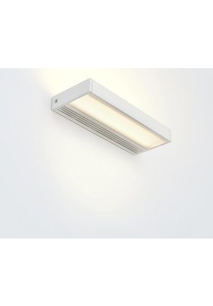 Serien Lighting SML2 Wall 150 White satinee / satinee