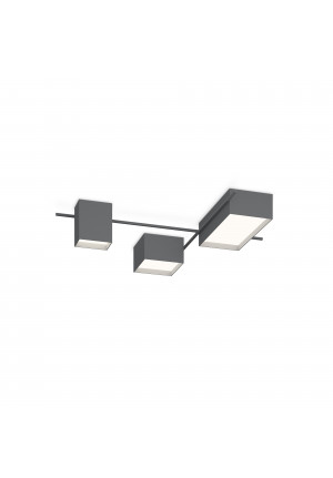 Vibia Structural 2645 dark grey