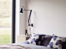 Anglepoise Original 1227 Lamp with Wall Bracket black