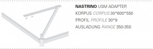 Byok Nastrino USM-Adapter graphic