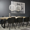 Foscarini Spokes 2 Midi white