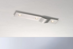 Wave rectangular 3-lights