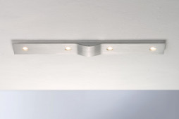 Wave rectangular 4-lights