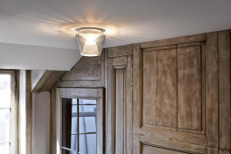 Annex Ceiling halogen clear crystal