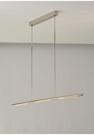 Florian Schulz Pen 142 brass polished lacquered