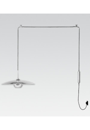 Florian Schulz Onos 55 Straight Pull Ceiling Mounted