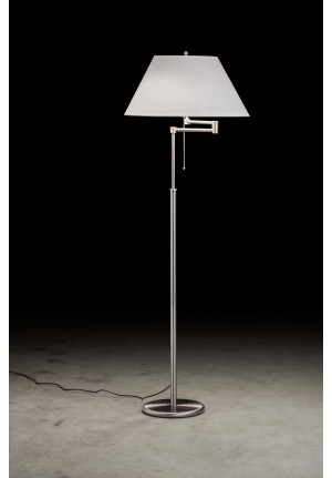 Holtkötter 2541 50 cm nickel, shade white