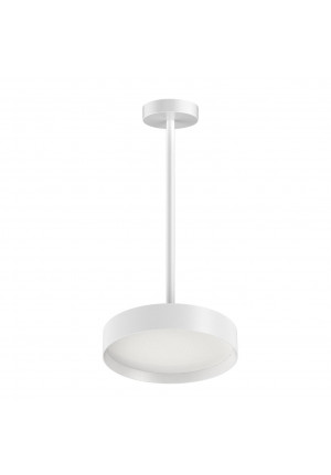 Loom Design Lucia 35 Pendant Rod white