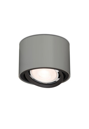 Mawa 111er round high-voltage grey-metallic