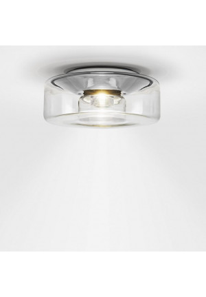 Serien Lighting Curling Ceiling LED clear M