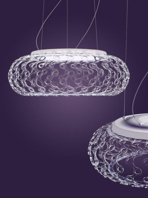 Foscarini Caboche Plus Sospensione Grande LED without spheres