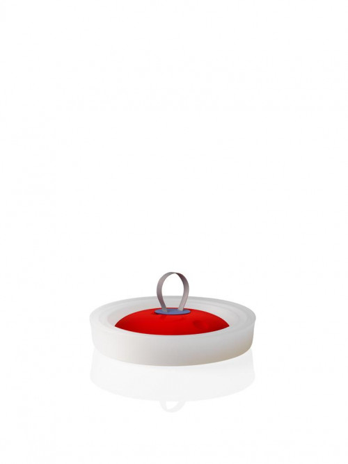 Foscarini Cri Cri Outdoor red folded