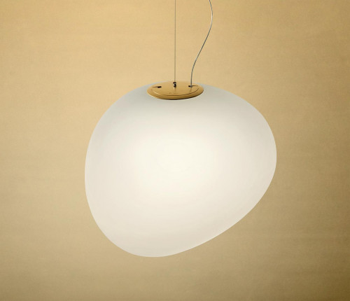 Foscarini Gregg Sospensione Media gold