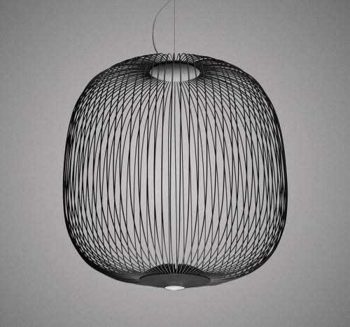 Foscarini Spokes 2 Large MyLight black