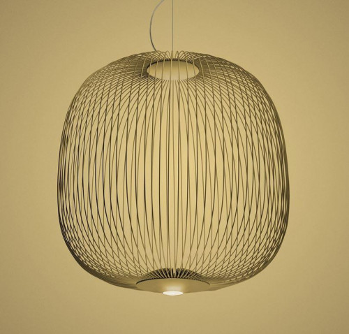 Foscarini Spokes 2 Large MyLight gold