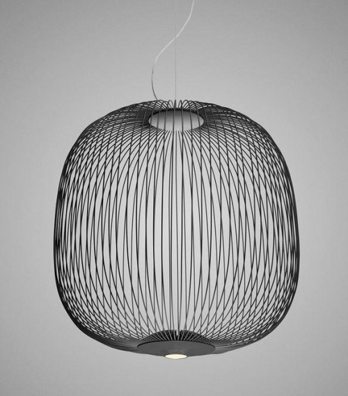 Foscarini Spokes 2 Large MyLight graphite